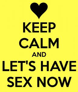 fare sesso occasionale